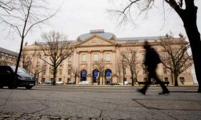 Biblioteca Estatal de Berlín