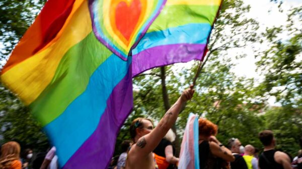 Marcha del Orgullo LGBTIQ en Berlín