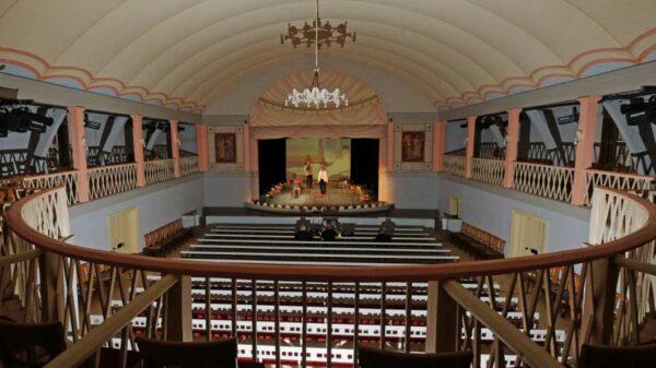 Teatro Goethe.