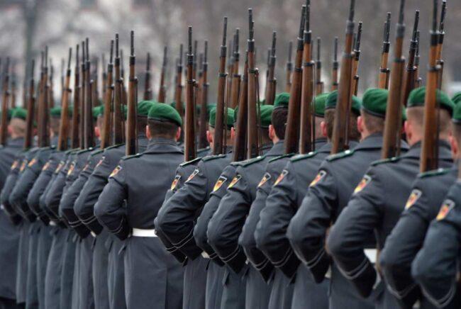 soldados del Wachbataillon